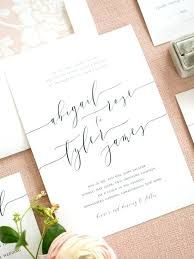Simple Wedding Invitation Cards Template Marriage Message
