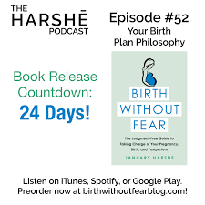 Pre Birth Plan The Harshe Podcast Episode 52 Your Birth Plan Philosophy