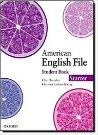 American English File Starter Student Book Clive Oxenden