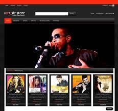 Music Website Templates Best 28 Best Music Website Templates Free Premium FreshDesignweb