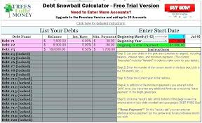 debt snowball calculator free credit card calculator excel debt payment calculator excel download