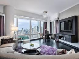 New York City Bedroom Mandarin Oriental Nyc Gets Makeover In Collaboration With New