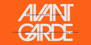 Avant Garde Gothic Light Avant Garde Gothic Font Free Download Allbestfonts Com