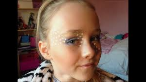 y mermaid eyes make up tutorial design easy guide children s face painting tutorial video dailymotion