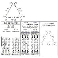 wiring diagram 3 phase motor wiring diagram 6 wire how to 3 phase motor wiring diagram pdf at 3ph Motor Wiring Diagram