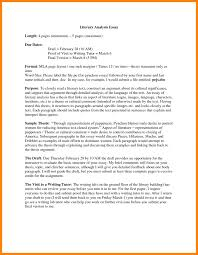 examples of an analysis essay toreto co literary example college s   style analysis essay toreto co literary example middle school how to writeterary resume in text citation