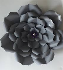 Flower Templates For Paper Flowers 10 Paper Flower Templates Free Sample Example Format
