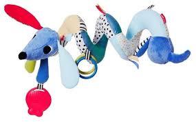 <b>Подвесная игрушка SKIP HOP</b> Собачка (SH 305250) — купить по ...