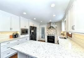 kitchen with white cabinets marble dark grey countertops countertop ideas