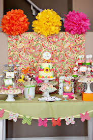 Fairy Birthday Party Decorations 17 Best Images About Butterfly Party On Pinterest Butterfly