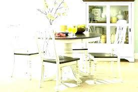 shabby chic farmhouse dining table farm set white kitchen chairs far white kitchen chairs e36