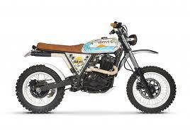 suzuki dr650 scrambler by 85 motorcycle