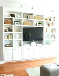 built in entertainment center cost a condo tour full of glamorous and feminine custom built ins