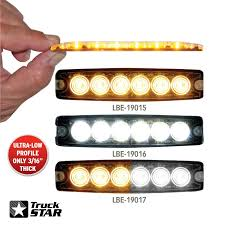 truck star ultra thin led strobe lights truckntow com How To Wire Strobe Lights On Truck How To Wire Strobe Lights On Truck #13 Strobe Lights On Cars