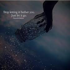 Let It Go Quotes Magnificent Inspirational Positive Quotes Stop Letting It Bother You Just Let