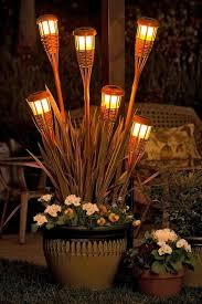 15 easy diy projects to make your backyard awesome tiki lightslights on patiooutside
