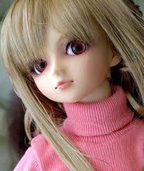 Elegant Wallpaper Cute Baby Doll