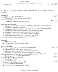 Example Of Resume Format For Job – Directory Resume Sample