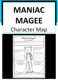 Maniac Magee Plot Chart List Of Maniac Magee Characters Pictures And Maniac Magee