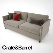 barrel couch crate and barrel leather crate barrel sofa