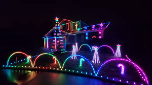 Average Wattage Of Christmas Lights Lakeland Hills Lights Brings Holiday Cheer With Its Musical