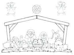 Free Printable Coloring Pages For Preschoolers Donkey Camel Page