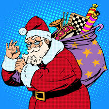 Image result for christmas pop art