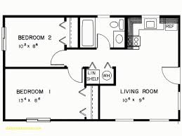 2 bedroom house plans and designs