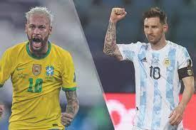 نتيجة مباراة البرازيل والأرجنتين أمس فوز التانجو ميسي ورفاقه ببطولة كوبا  أمريكا 2021 - أخبارنا