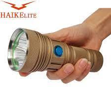 Haikelite MT40 SST 40 7 Chế Độ 8000Lumens Độ Sáng Cao 18650 Đèn Pin Cho Cắm  Trại Khẩn Cấp Đèn Lồng Đèn Pha Đèn Pin|Đèn Pin LED