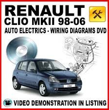 renault clio mk2 wiring diagram renault image clio mk2 wiring diagram wiring diagrams and schematics on renault clio mk2 wiring diagram