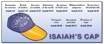 Isaiah Timeline Chart Introductions Of The Ten Main Sections Of The Book Of Isaiah