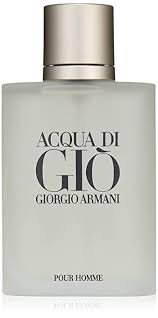 Acqua Di Gio By Giorgio Armani For Men. Eau De ... - Amazon.com