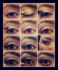 eye makeup ideas step by