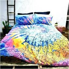 tie dye bedding twin comforter medium size of comforters set luxury blue sheet diy tie dye bedding
