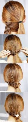 how to make hairstyle of long hair at home