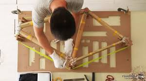 build your own bamboo bicycle frame at home