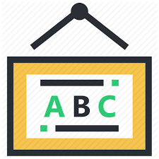 Basic English Chart Education 1 By Creative Stall
