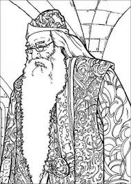 Small Picture Harry Potter Coloring Pages For Kids Coloring Home