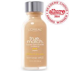 true match super blendable makeup w4 5