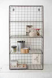 wall mounted wire shelving. Architecture And Interior: Unique Chic Wall Mounted Wire Shelving Units Shelves Design In From Appealing