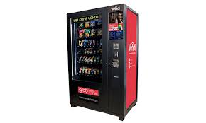 Nearest Vending Machine Unique Snacking Made Convenient With Over 48 'smart' Vending Machines