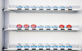 High Tech Vending Machines For Sale Enchanting The History Of Vending Machines