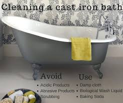 home improvement how to clean bathtub with baking soda bathub for intended plans 13