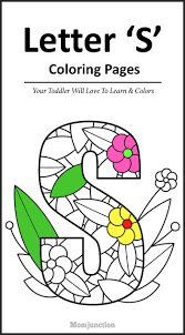 Small Picture Coloring Pages Letter S Coloring Page Tryonshorts Free Printable