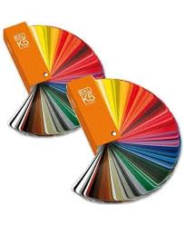 Ral Colour Shade Cards Ral K5 Colour Charts Semi Matte