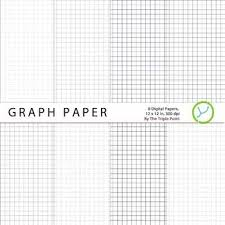 Free Graph Paper Background 8 Digital Papers