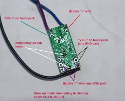 pololu wiring diagram here it is for a puck same picture but wiring text changed