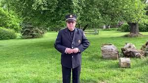 Fr. Francisco, Livingston FD Chaplain Memorial Day Blessing - YouTube