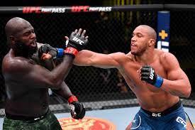 UFC Fight Night 186: Ciryl Gane ...